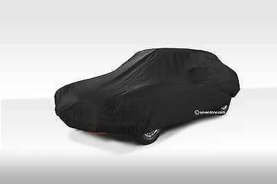 Fitted Breathable Indoor Sahara Car Cover for MG Magnette Saloon 1953-1958 F91