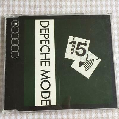 Depeche Mode Little 15 CD single 18 from US Boxset - 3 tracks