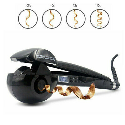 Professional Automatic Hair Curler Perfect Curling Iron Roller Styling Electric