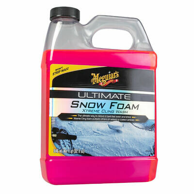 Meguiars Ultimate Snow Foam Xtreme Cling 946ml G191532EU *NEW IN STOCK*
