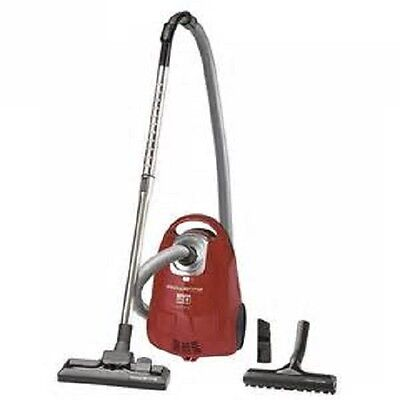 Rowenta City Space Parquette Cylinder Vacuum Cleaner, Bagged