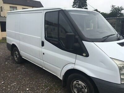 ford transit swb fwd 2.2 long mot 2012