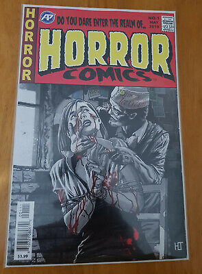 Do you Dare Enter the Realm of Horror Comics? issue 1