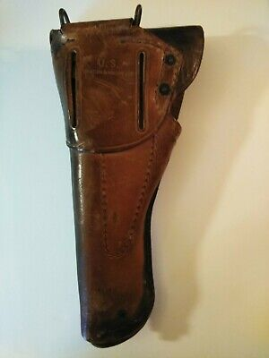 U.S.Graton & Knight co. Leather Holster