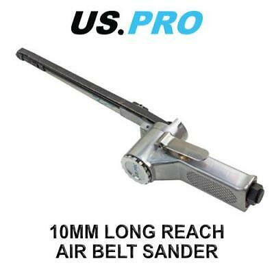US PRO Tools 10MM Long Reach Air Belt Sander 8327