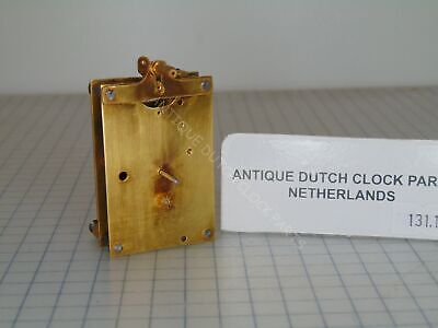 Clockwork For Anno 1750 Gravity Or Sawtooth Clock
