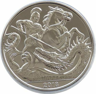2018 Royal Mint Prince George 5th Birthday £5 Five Pound Coin Uncirculated
