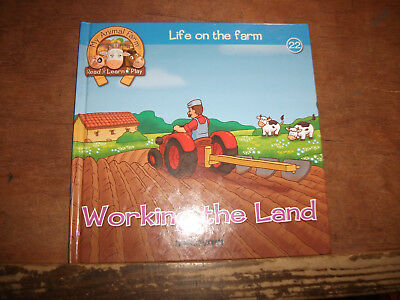 Read Learn Play Life On The Farm  Wirking The Land