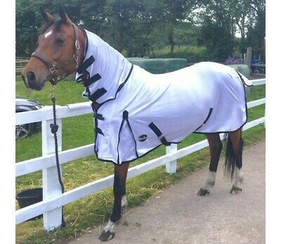 New Design Horse fly rug combo attached