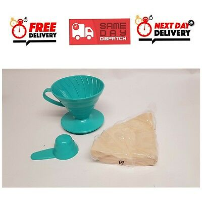 Hario V60 Coffee Dripper & Filter Paper