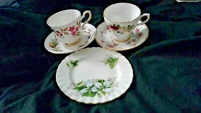 Fine bone China  Paragon Royal Albert Standard Stafford Sutherland  Crown Ming