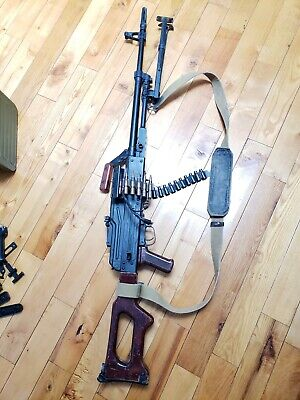 E&L AK74N (AIRSOFT) (with: real bakelite converted magazines, Polish