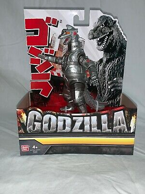 Bandai Godzilla King Of The Monsters MECHAGODZILLA 2018 Figure New In Package