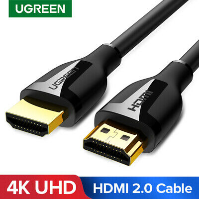 Ugreen 1M-5M HDMI Cable 4K HDMI 2.0 Cable for PS3 4 pro Set-top Box Projector