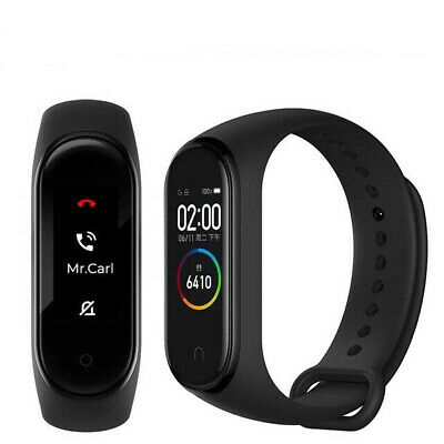 New Xiaomi Mi Band 4 Smart Bracelet Sport Smartwatch Global Version AMOLED BT5.0