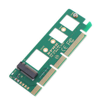 NVMe M.2 NGFF SSD to PCI-E PCI express 3.0 16x x4 adapter riser card converter..
