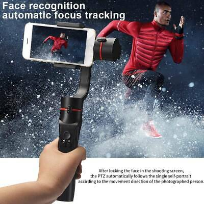 USB Handheld Mobile Phone Gimbal Stabilizer Bluetooth Connection For Photography