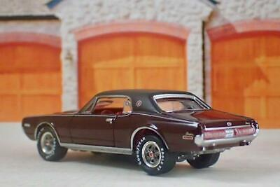 1st Gen 1967–1970 Mercury Cougar V-8 XR7 Luxury Coupe 1/64 Scale Limited Edit S