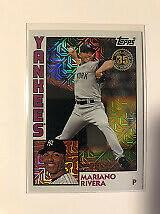 Mariano Rivera 2019 Topps Series 2 Silver Pack 1984 Chrome Refractor Yankees