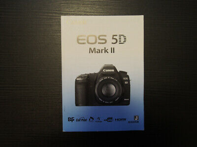 Canon EOS 5D Mark II User Manual ( Japanese Language Only )