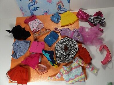 Barbie Doll Clothing Lot.