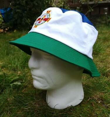 retro bucket hat N.Ireland Northern Ireland football soccer