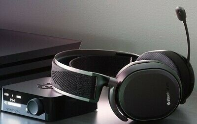 Steel Series: ARCTIS PRO WIRELESS Headset for PC and PS4