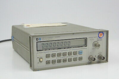 HP 5385A Frequency Counter 10HZ to 1GHZ used #13