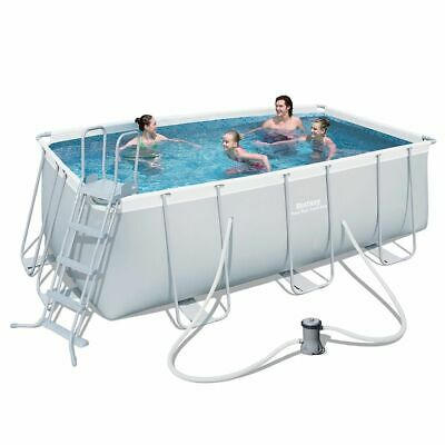 Piscina Bestway 56456 Power 412x201x122 cm