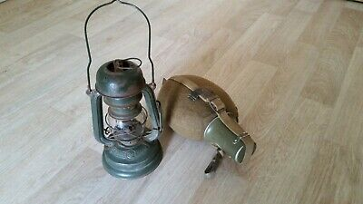"alte Petroleum Lampe, Laterne, "" FEUERHAND  No 176, MADE IN GERMANY"