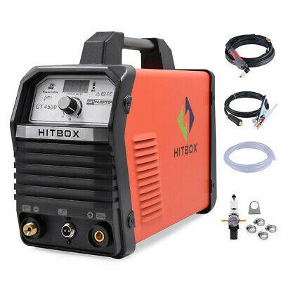 HITBOX CUT45 40A 220V Plasma Cutter Electric Inverter Air Plasma Cutting Machine