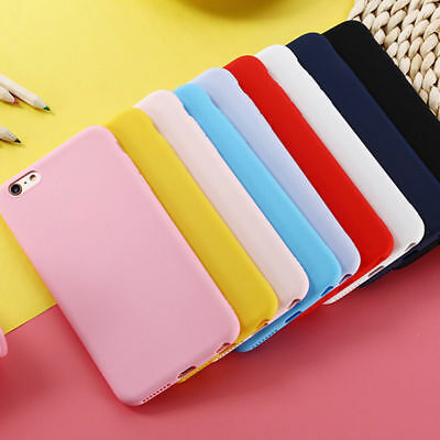 For Huawei P8 P9 P10 P20 P30 Ultrathin Simple Soft TPU Phone Case Silicone Cover