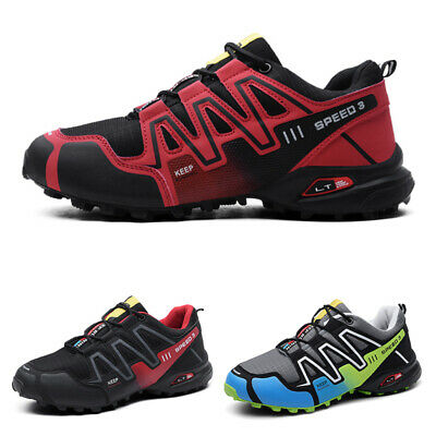 950d013fff $76.97 Buy It Now 22d 23h. See Details. Men's Sports Hiking Shoes Fitness  Running Shoes Breathable Lace Large Size Shoes