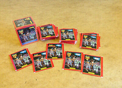Panini Toy Story 4 Sticker Packets Disney Toy Story 4 Sticker & Cards Packs New