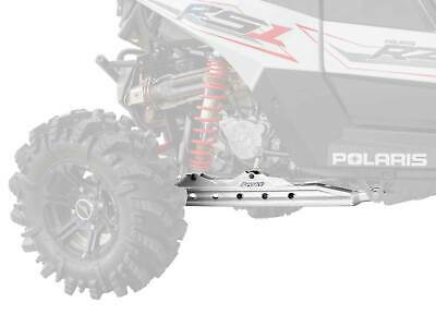 SuperATV Rear Trailing Arms for Polaris RZR RS1 (2018+) - White