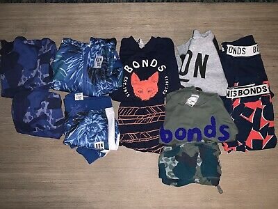 Bonds Size 1 Bulk Bundle