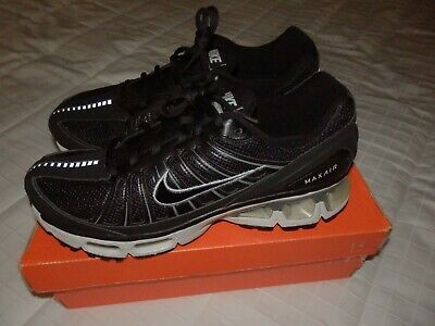 5c3cb43a8 Nike Air Max Tailwind+ 2009 Men's Running Shoes Size 10.5 - Vintage New in  ...