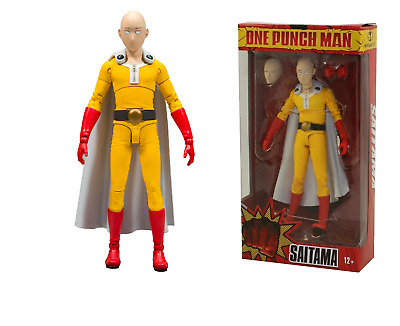 "One Punch Man Saitama - 7"" / 18cm Action Figure By McFarlane Toys IN STOCK"