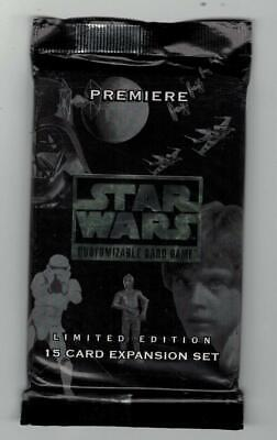 STAR WARS - Premiere - Limited Edition Booster 9-card Expansion Set - ENG Sealed