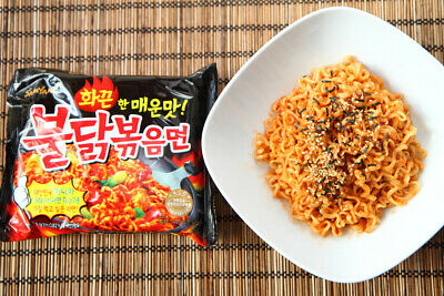 Samyang Spicy Fried Chicken Instant Noodles 5pcs