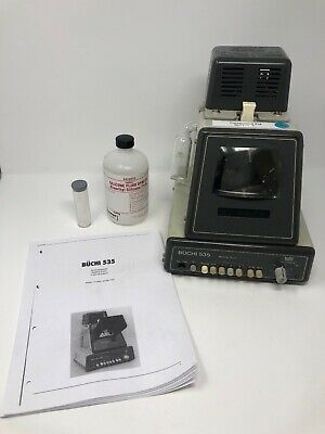 Buchi B-535 Melting Point Tester 120 V