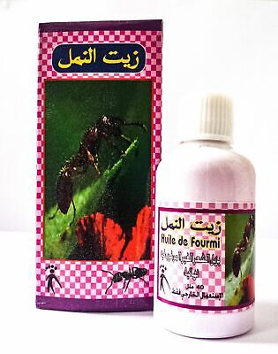 Ant Egg Oil Permanent Hair Removal Reduction 40ml