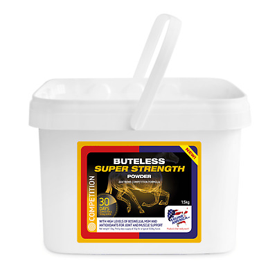 Equine America Buteless Super Strength 1.5kg