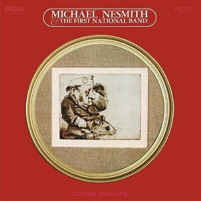 Michael / First National Band Nesmith - Loose Salute 8719 (Vinyl Used Very Good)