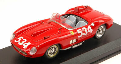 Ferrari Mans Changy ADe 1 Mm11 290 Le JSwaters 1957 Retired hQdtxCsr