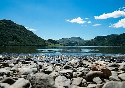 A3| Ullswater Lake District Poster Size A3 England Britain Poster Gift #15700