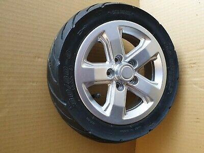 80/80 x 8  Kymco Maxer Mobility Scooter Wheels & Tyre Pneumatic