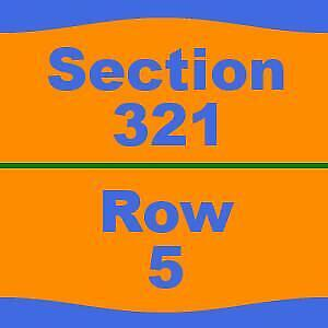 2 Tickets The Rolling Stones 6/29/19 Burl's Creek