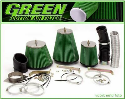 Hochleistungs-Luftansaugsystem Green Citroen Zx 1,9L Td  Without Abs 90Cv 96-