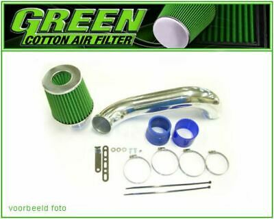 Hochleistungs-Luftansaugsystem Speed R Diamond Green Honda Civic 5 Door 1,6L ...